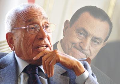 مبارك وزمانه المنصة الميدان (الحلقة الخامسة) للحديث بقية!