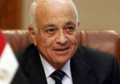 الأمين العام لجامعة الدول العربية الدكتور نبيل العربي