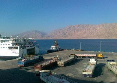 ميناء نويبع ارشيفية