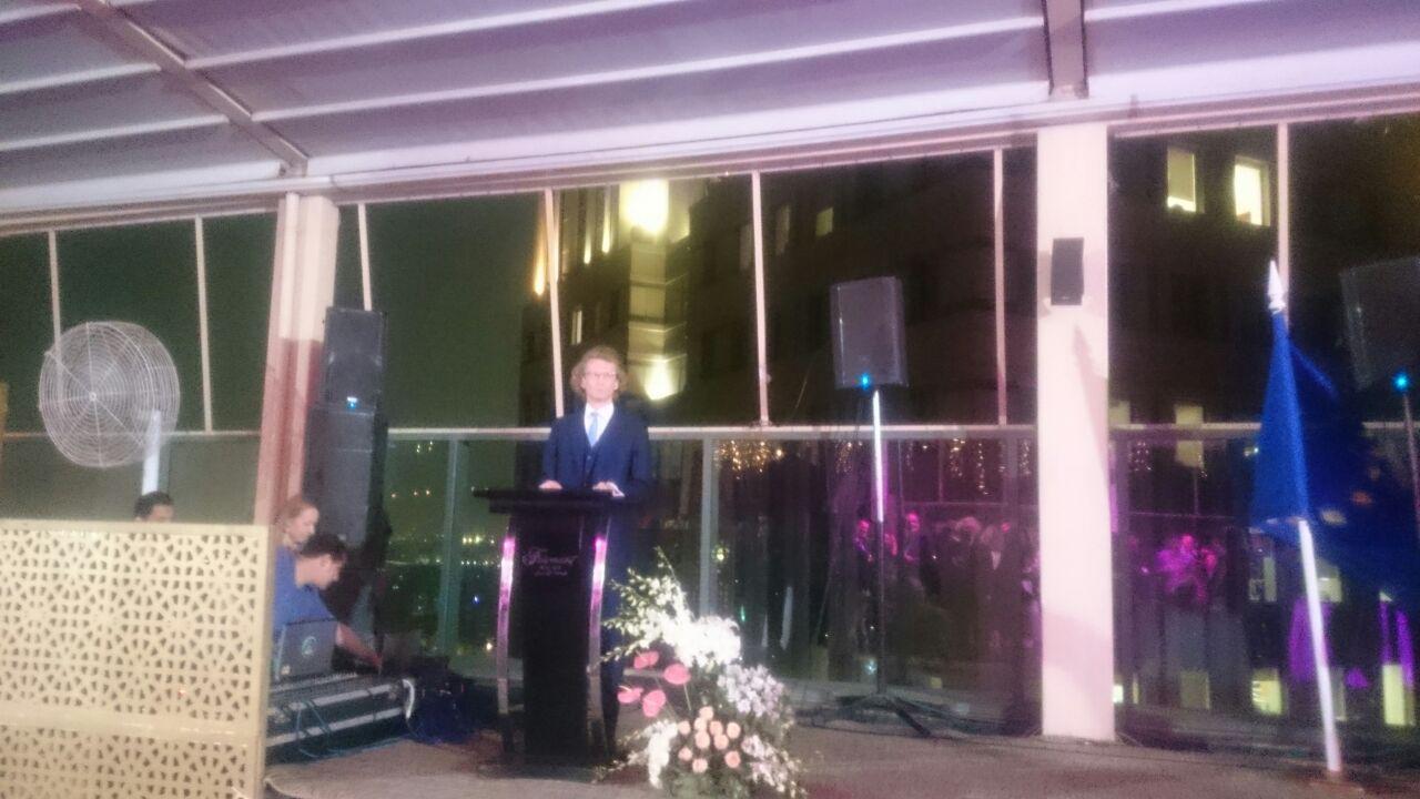 سفير إستونيا في القاهرة: مستعدون لتقاسم خبرتنا مع مصر في مجال التكنولوجيا الرقمية