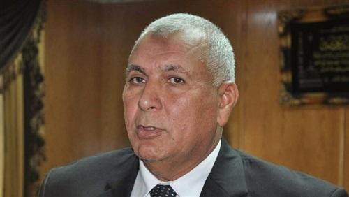 اللواء محمد الزملوط محافظ الوادى الجديد