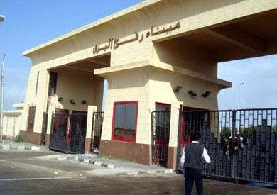 إغلاق ميناء رفح البري بعد افتتاحه لمدة يومين لعودة الحجاج إلى غزة