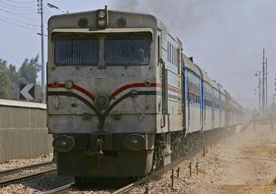 قطارات السكة الحديد بالبحيرة