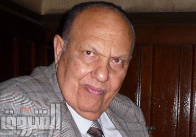 المستشار رفعت السيد رئيس محكمة استئناف القاهرة السابق