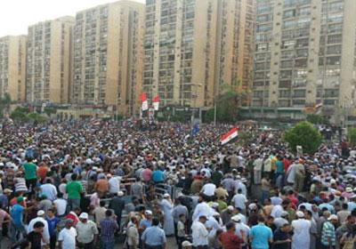 اعتصام الحرس الجمهوري