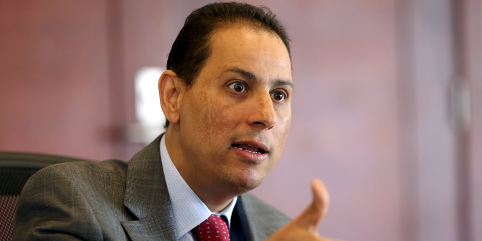 دكتور محمد عمران، رئيس هيئة الرقابة المالية