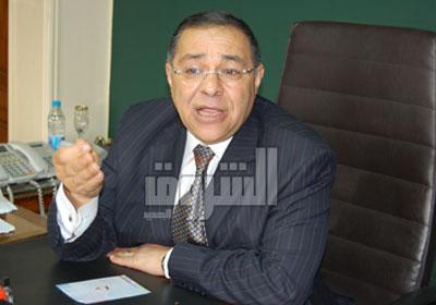 رئيس الجهاز المركزى للتنظيم والإدارة صفوت النحاس