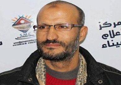 الصحفي سعيد أبو حج