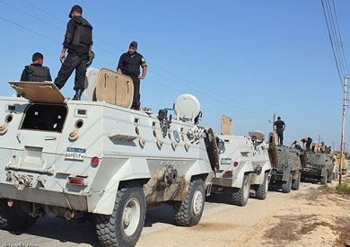 قوات الأمن في سيناء-ارشيفية