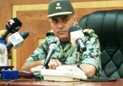 ل.أ.ح صدقي صبحي قائد الجيش الثالث الميداني