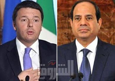رئيس الوزراء الإيطالي ندعم المبادرة المصرية للتهدئة بـ«غزة» وندعو لتدخل سريع لإنقاذ «ليبيا» -