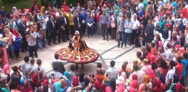 «التنورة» و«الموسيقى العربية» أبرز مظاهر استقبال «شم النسيم» بالفيوم