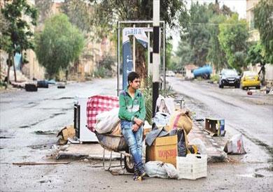"""التشرد والفقر يساهم في انضمام الشباب لـ""""داعش"""""""