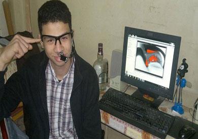 عبدالله عاصم «المخترع المصري الصغير»