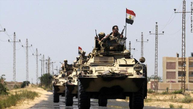 مقتل 19 تكفيريا في قصف جوي شمال ووسط سيناء