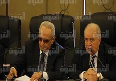 اللجنة التشريعية لمناقشة حادثه رشيد تصوير لبنى طارق