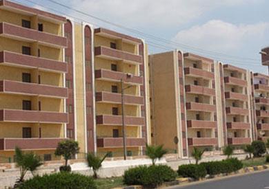 وحدات سكنية - ارشيفية