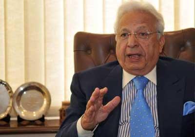 رئيس الجمعية المصرية للطب النفسى الدكتور أحمد عكاشة
