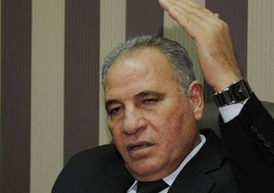 المستشار أحمد الزند، وزير العدل