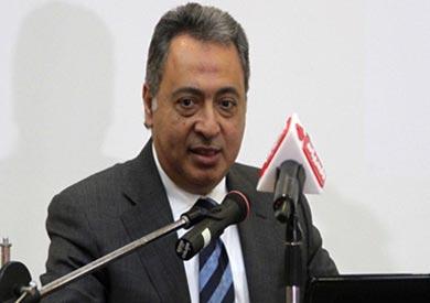 وزير الصحة احمد عماد الدين راضى