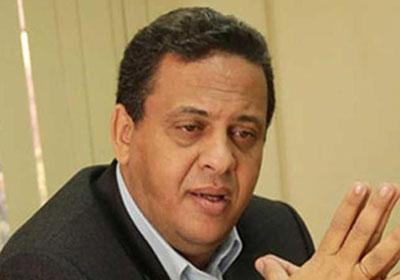 أحمد سعيد، رئيس حزب المصريين الأحرار
