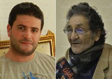 أحمد سيف الإسلام عبدالفتاح و أسامة محمد مرسي