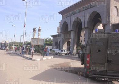 أحداث الأزهر - تصوير: محمد جمعة