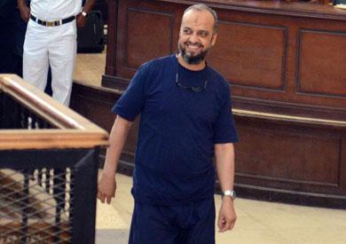 رفض طلب البلتاجي برد قاضي «اقتحام السجون»