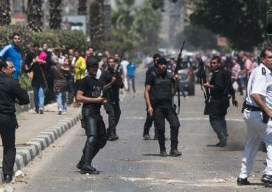 اشتباكات بين قوات الأمن ومتظاهرين