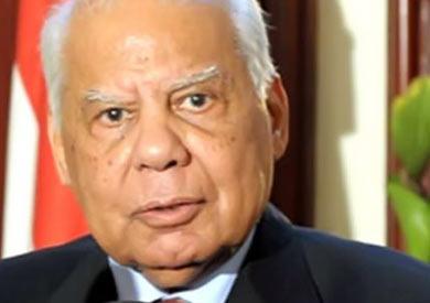 د. حازم الببلاوي رئيس الوزراء السابق