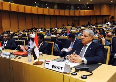 رئيس الوزراء المهندس إبراهيم محلب