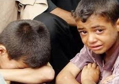 القبض على عدد من الأطفال خلال فض اعتصام رابعة