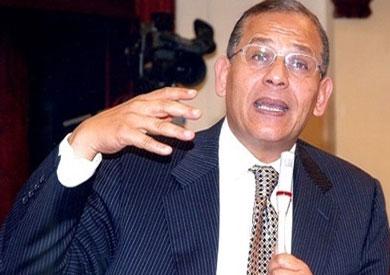 محمد أنور عصمت السادات رئيس حزب الإصلاح والتنمية