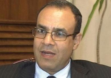 السفير بدر عبد العاطي المتحدث الرسمي باسم وزارة الخارجية
