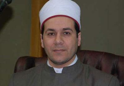 الشيخ مظهر شاهين