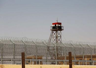 الحدود مع فطاع غزة
