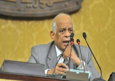 الدكتور علي عبد العال، رئيس مجلس النواب