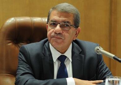 وزير المالية عمر الجارحى