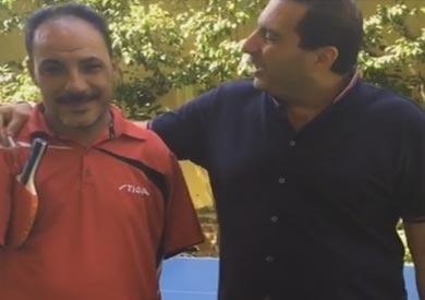 عمرو خالد مع ابراهيم حمدتو