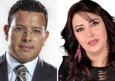عمرو عبد الحميد ولبنى عسل
