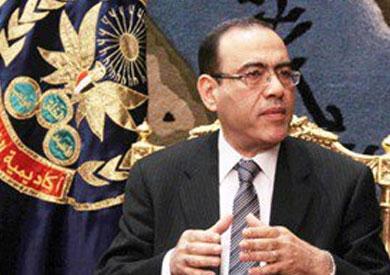 اللواء عمرو الأعصر، رئيس أكاديمية الشرطة