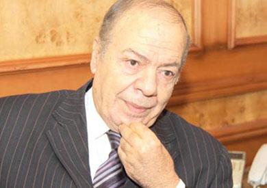 المستشار الراحل عناني عبدالعزيز