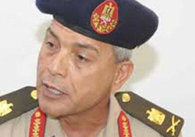 اللواء أركان حرب سعيد محمد عباس قائد المنطقة الشمالية العسكرية بالإسكندرية