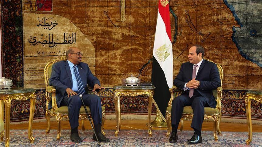 قمة بين «السيسي» و«البشير» بالقاهرة لتعزيز العلاقات الأخوية