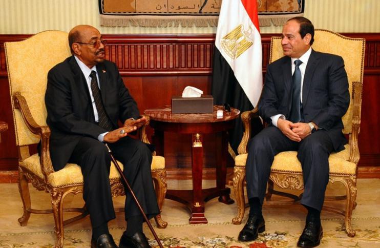 بدء القمة (المصرية - السودانية) في قصر الاتحادية