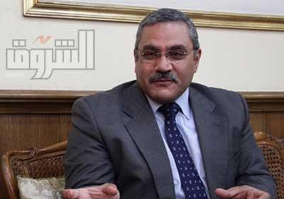 وزير التنمية الادارية الدكتور أشرف عبد الوهاب