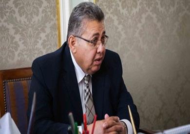 الدكتور أشرف الشيحي، وزير التعليم العالي والبحث العلمي