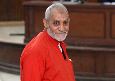 محمد بديع المرشد العام للإخوان