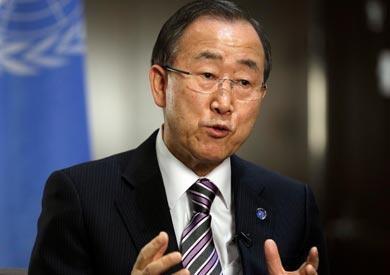 بان كي مون يحث باكستان والهند على ضبط النفس وحل خلافاتهما بـ«الحوار»