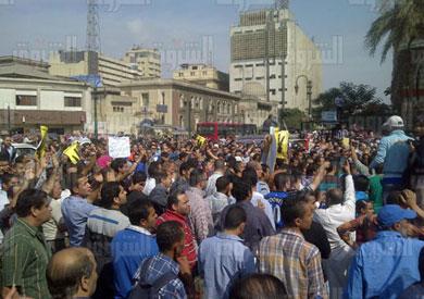 مظاهرات مناهضة للسيسي - أرشيفية تصوير: إسماعيل الخولي-